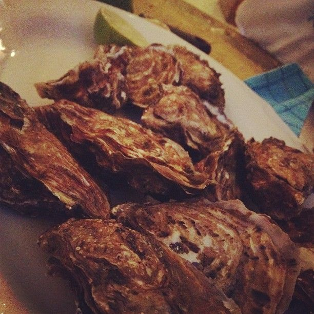 Oesters.