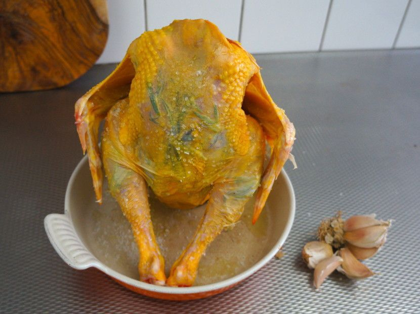 1-Beer-can-chicken-rozemarijn-knoflook